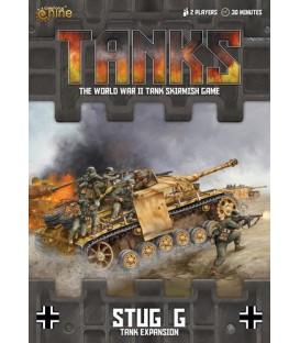 Tanks: German StuG G