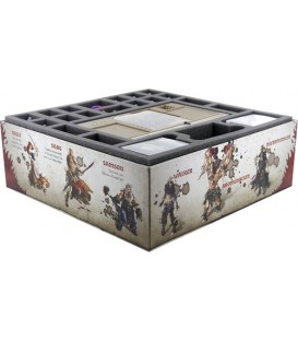 Zombicide: Black Plague (Foam Tray Set)