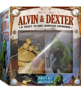 ¡Aventureros al Tren! Alvin & Dexter