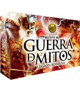 Guerra de Mitos 10: Legión Romana + 3 Promos