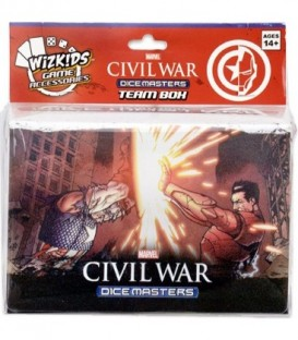 Dice Masters: Civil War (Team Box)
