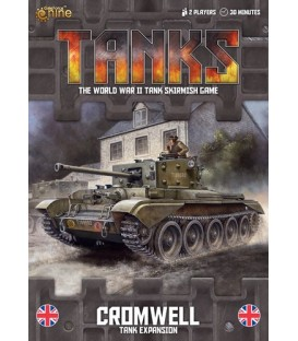 Tanks: British Cromwell