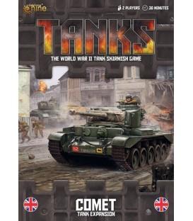 Tanks: British Comet