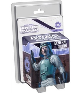 Imperial Assault: General Sorin (Estratega Cruel)