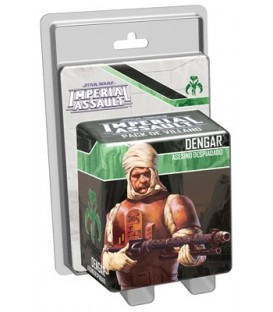 Imperial Assault: Dengar (Asesino Despiadado)