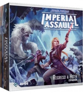 Imperial Assault: Regreso a Hoth