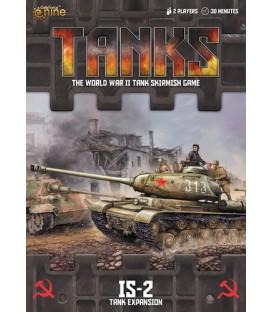 Tanks: Soviet IS-2