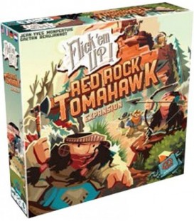 Flick' em Up: Red Rock Tomahawk (Inglés)