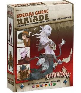 Zombicide Black Plague: Special Guest Naiade
