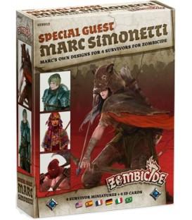 Zombicide Black Plague: Special Guest Marc Simonetti