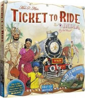 ¡Aventureros al Tren! India + Suiza