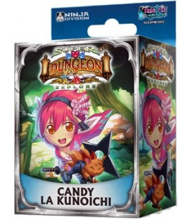 Super Dungeon Explore: Candy la Kunoichi