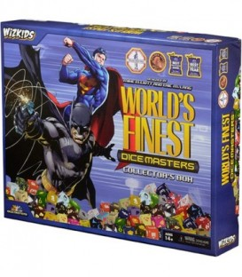 Dice Masters: World's Finest - Collector's Box (Inglés)