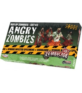 Zombicide Set 3: Angry Zombies