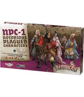 Zombicide Black Plague: Notorious Plagued Characters 1