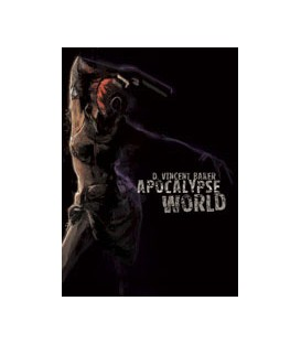 Apocalypse World - Cartoné (Tapa Dura)
