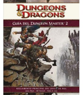 Dungeons & Dragons: Guía del Dungeon Máster 2