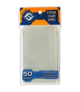 Fundas FFG Tarot 70x120 mm. (Naranja)