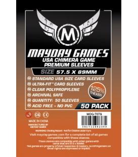 Fundas Mayday Chimera (57,5x89mm) PREMIUM (50)