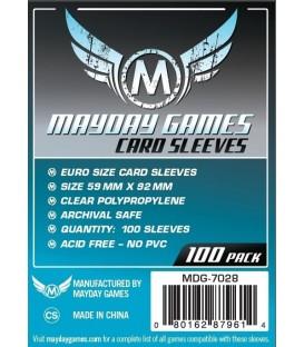 Fundas Mayday Eurogame (59x92mm) (100)