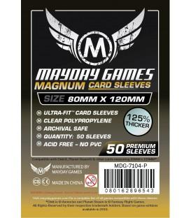 Fundas Mayday Magnum PREMIUM (80x120mm) (50) - Dixit