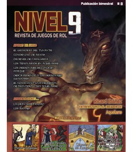 Nivel 9 nº 8 - Especial Aquelarre