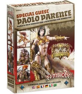 Zombicide Black Plague: Special Guest Paolo Parente