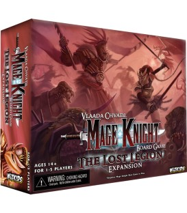 Mage Knight: The Lost Legion (inglés)