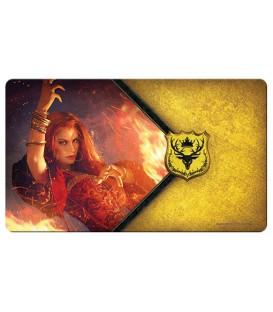 """Juego de Tronos LCG (2ª Edición): Tapete """"The Red Woman"""""""