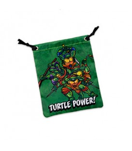 Dice Masters: Teenage Mutant Ninja Turtles (Dice Bag)