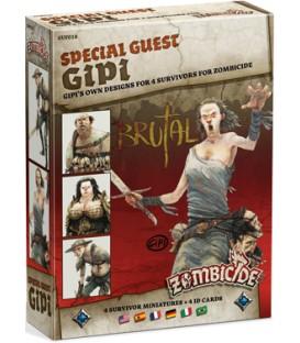 Zombicide Black Plague: Special Guest Gipi