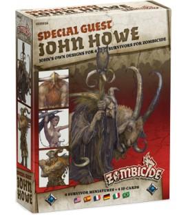 Zombicide Black Plague: Special Guest John Howe