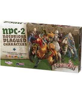 Zombicide Black Plague: Notorious Plagued Characters 2