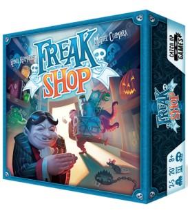 Freak Shop (Inglés / Francés)