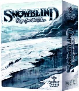 Snowblind: Race for the Pole (Inglés / Francés / Alemán)