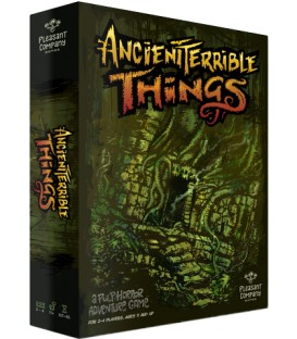 Ancient Terrible Things (Inglés)
