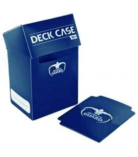 Deck Case 80+ Azul Oscuro Ultimate Guard