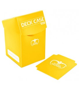Deck Case 80+ Amarillo Ultimate Guard