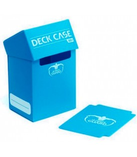 Deck Case 80+ Azul Claro Ultimate Guard