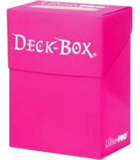 Deck Box - Rosa Brillante