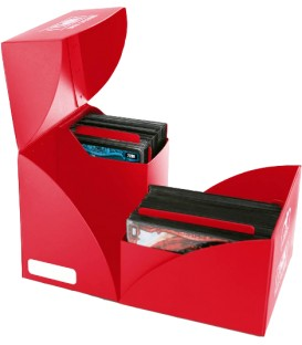 Caja Ultimate Guard Twin - Rojo