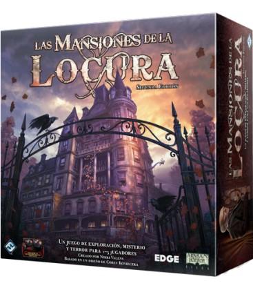 Las Mansiones de la Locura (2ª Edición)