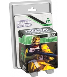 Imperial Assault: Bossk