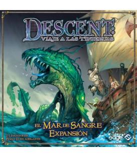 Descent (1ª Edición): El Mar de Sangre