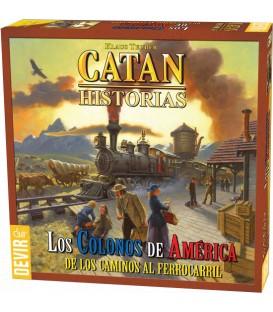 Catan Historias: Los Colonos de América