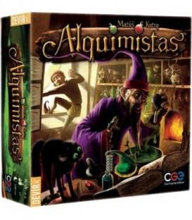 Alquimistas (Reverso Ligeramente Hundido)