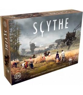 Scythe (+ Monedas Metálicas)