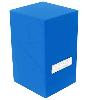 Monolith Deck Case 100+ Azul Ultimate Guard