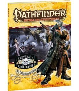 Pathfinder: Calaveras y Grilletes 6 (Del Corazón del Infierno)