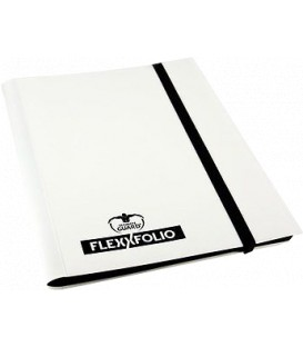 Carpeta Ultimate Guard Flexxfolio 9 Pocket Blanco